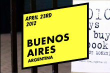 Buenos Aires 2012